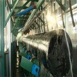 Linha soldada tubulação de aço da espiral do carbono do revestimento do API 3PE para o petróleo da água