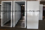 Sunproofのセリウムの高品質の振動機密保護の鋼鉄ドア(W-S-118)