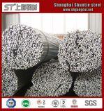 電流を通されたRound Steel (36*6000mm)
