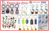 Keyrings Keyholders de Keychains do metal