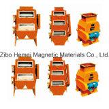 Le serie Cxj-60-2 asciugano il separatore permanente per l'industria chimica, il vetro, la ceramica, l'alimento, l'alimentazione, prodotto chimico del timpano magnetico della polvere