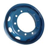 Оправа 7.5*22.5 колеса тележки стальная с Inmetro