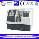 Technology High Accuracyの2軸線のSlant高度のBed CNC Lathe Ck40L