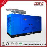 Shangchaiエンジンを搭載する200kVA Oripoの無声ディーゼル発電機