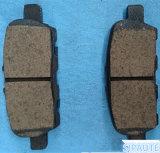 OEM Stootkussens van de Rem van de Schijf van de Delen van de Fabriek de Auto (D1415) voor Auto's Infiniti/Nissan/Suzuki