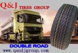 De super Band 385/65r22.5 Dr816 van de Vrachtwagen van de Aanhangwagen van de Zanger voor Heet Weer
