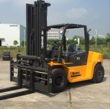Container Lifting 7 Ton Diesel Forklift with Side Shift