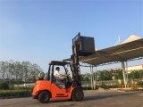 中国Snsc新しい3tガソリンLPGフォークリフト