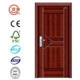 Дверь изготовленный на заказ классицистического китайского ветра составная деревянная