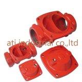 Carrocería de la pieza/válvula de la válvula del acero inoxidable
