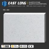 Lajes projetadas da pedra de quartzo por atacado para bancadas/partes superiores da vaidade/painéis de parede