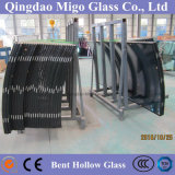 vidro isolado Tempered matizado espaço livre de 5mm+12A+5mm