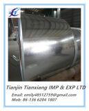 Горячая окунутая гальванизированная стальная катушка Z275