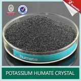 Het Kalium Humate van het Product van het Merk x-Humate 100% Oplosbaarheid, de Humusachtige Meststof van het Kalium Fulvic