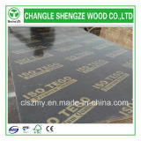 1220X2440X15/18m m Black/Brown Film Construction Plywood