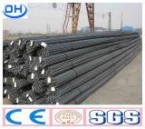 Heet Rebar van de Verkoop Staal HRB400 10mm voor Bouw in China Tangshan
