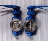 Válvula de mariposa dura del sello de la maneta 16c D73h/F (DN50~200)
