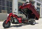triciclo del carico 200cc con il motociclo della pompa idraulica/cinque rotelle (TR-4)