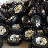 6.50-8 Rotella di plastica di nylon dell'orlo per la gomma della carriola