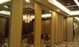 Офис Devision стены перегородки подвижной двери изготовления Китая звукоизоляционный