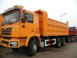 De Kipper van de Stortplaats 420HP Shacman van de Vrachtwagen van de stortplaats 10wheel