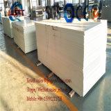 Belüftung-Marmorblatt, welches die Maschinen-Spanplatte bildet Maschine Kurbelgehäuse-Belüftung verziert Vorstand die Herstellung, von Maschine Kurbelgehäuse-Belüftung zu bedecken verziert Vorstand-Blatt-Strangpresßling-Zeile Produktion Li bildet