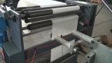 웹 의무적인 생산 라인 일기 노트북 학생 연습장을 접착제로 붙이는 Flexo 인쇄 및 감기