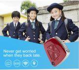 나이 드는 아이를 위한 펜던트에 있는 소형 GPS 추적자 3G 사진기 또는