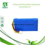 bateria recarregável 906390 do polímero do lítio de 3.7V 6000mAh