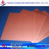 C11000 E-Cu58 Kupferlegierung-Blatt/Platte kupfernes auf Lager