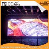 Affichage numérique de coulage sous pression d'intérieur de P3 DEL Pour la publicité