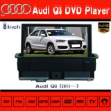 Reprodutor de DVD do carro do Ce de Windows para o reprodutor de DVD Bluetooth de Audi Q3 & o iPod Hualingan