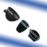 Crogioli di ceramica legati di Sic del carburo di silicone di reazione refrattaria