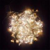 クリスマスの照明