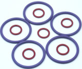 Kundenspezifische Designs Hoch-Temperatur Silicone Rubber O Ring in Sealing