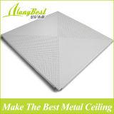 Aluminium ignifuge Clip-dans le plafond décoratif