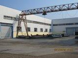 Taller prefabricado de la columna de la estructura de acero (KXD-SSW 1014)