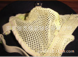 Fire Safety HatsのためのAramid Fiber Special Mesh Cloth Webbing