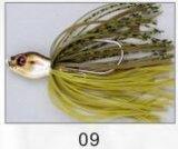 Attrait conçu et peint de PRO première pente de pêche basse de fileur de l'amorce 66537 de pêche