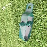 Tensor galvanizado o verde de la cuerda de alambre de Plast para apretar