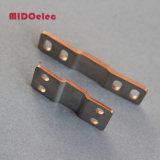 Connecteur mou de clinquant de cuivre professionnel d'OEM