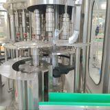 Reine Wasser-Mineralwasser-füllende Zeile