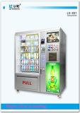 Máquina de Vending combinado do petisco e do café para o hospital LV-X01