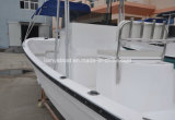 Liya 7.6m Cheap Fishing Boats Fiberglass Panga Boat à vendre