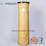 Triebwerkanlage-Staub-Abgassammler Nomex Filtertüte