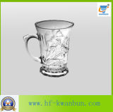 素晴らしい高品質ビールガラスのコップのガラス製品のKbHn0332