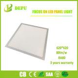 Indicatore luminoso di comitato montato di superficie all'ingrosso di SMD4014 LED 40W 620*620 80lm/W con Ce, TUV, SAA