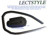 Anti-Sidebow Gegentaktrollen-Kette des Edelstahl-Ss06bf40 auf elektrischem Linear-Verstellgerät