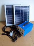 портативное солнечное солнечнаяо энергия электрической системы 500W для напольного