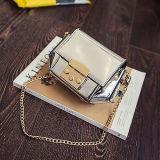 Bolsos brillantes del nuevo de la llegada de las mujeres de hombro diseñador tamaño pequeño de los bolsos para las señoras Sy8499